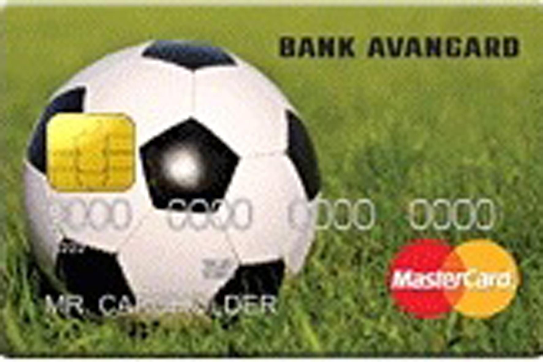 Кредитная карта «Standard Футбол»