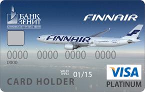 Дебетовая карта «Finnair»