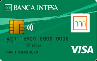 Кредитная карта «Стандарт» Visa Classic
