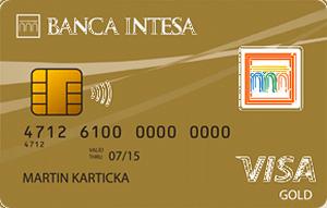 Кредитная карта «Стандарт» Visa Gold