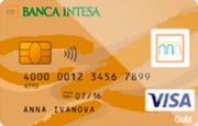 Дебетовая карта «Intesa Super»