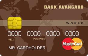 Кредитная карта «World»