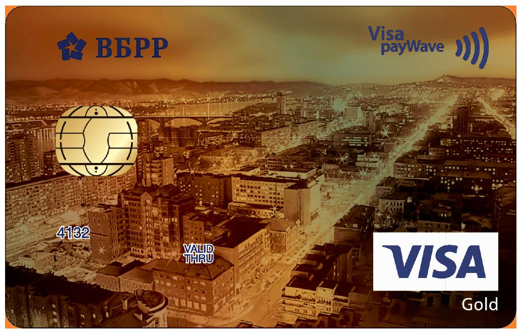 Кредитная карта «ТП Партнерский» Gold