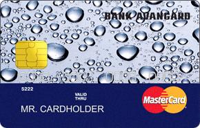 Кредитная карта «Standard Aqua»