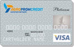 Дебетовая карта ТП Оптимальный Льготный Visa Platinum