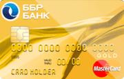 Крединая Золотая карта ТП Оптимальный Gold
