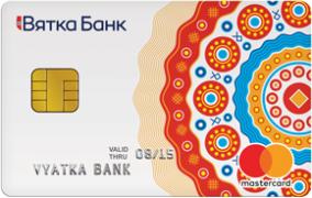 Кредитная карта «Вятка-Банк Standard»