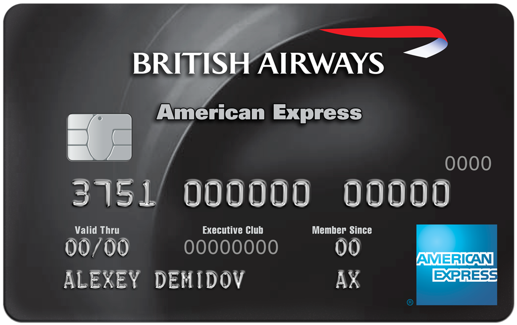 Кредитная карта British Airways