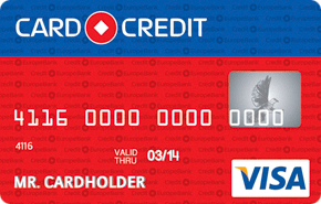 Кредитная карта «Card Credit»