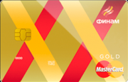 Дебетовая карта «Стандартный +» MasterCard Gold