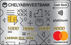 Дебетовая карта «Cash Back»