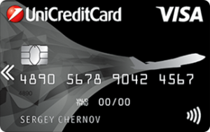 Кредитная карта «Visa Air»