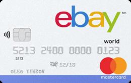 Дебетовая карта «eBay debit»