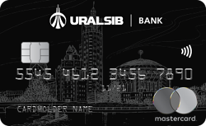 Кредитная карта «World MasterCard Black Edition»
