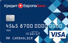 Дебетовая карта «CASH CARD» Visa Classic