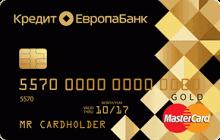 Дебетовая карта «CASH CARD» Visa Gold