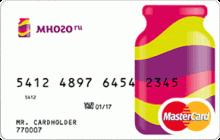 Дебетовая карта Много.ру
