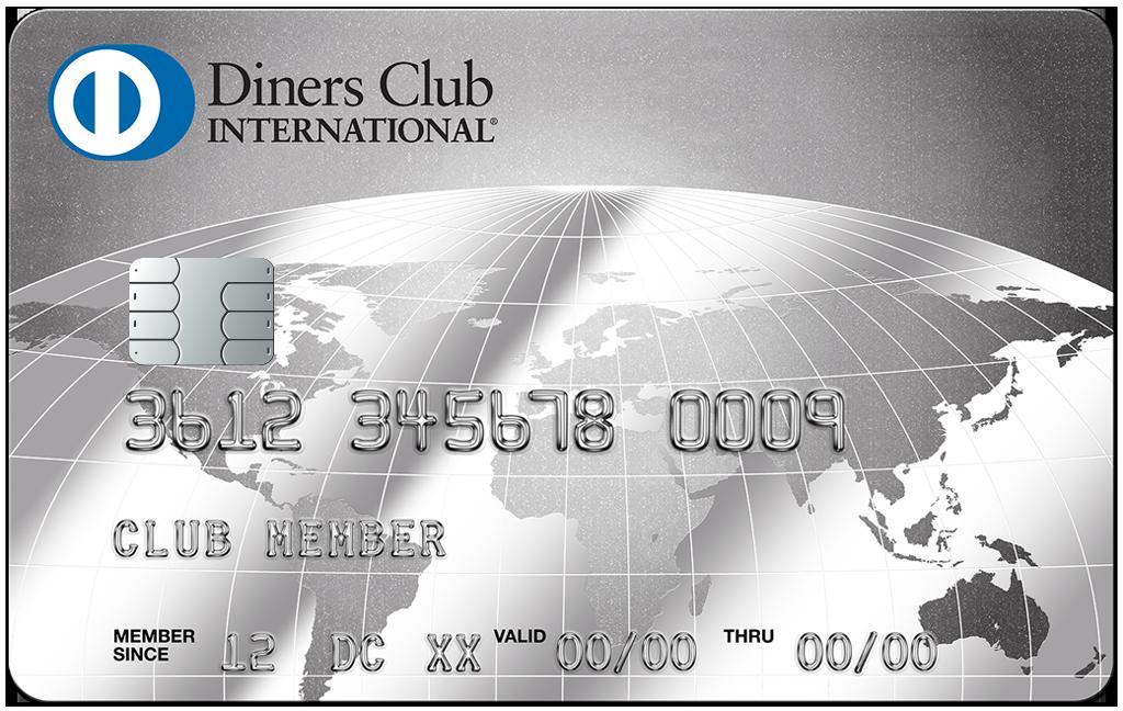 Кредитная карта Diners Club Premium