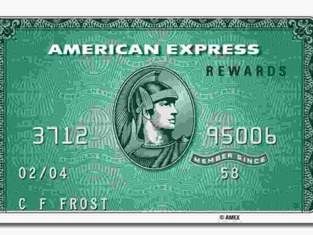 Кредитная карта American Express Card