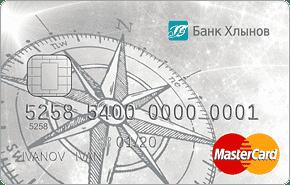 Дебетовая карта «MasterCard Standard»