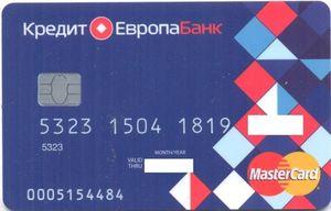 Дебетовая «Моментальная карта CASH CARD»