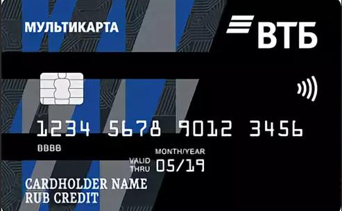 Кредитная «Мультикарта Коллекция»