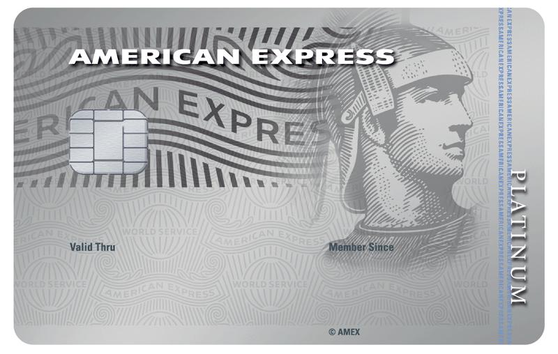 Дебетовая карта American Express Platinum Debit