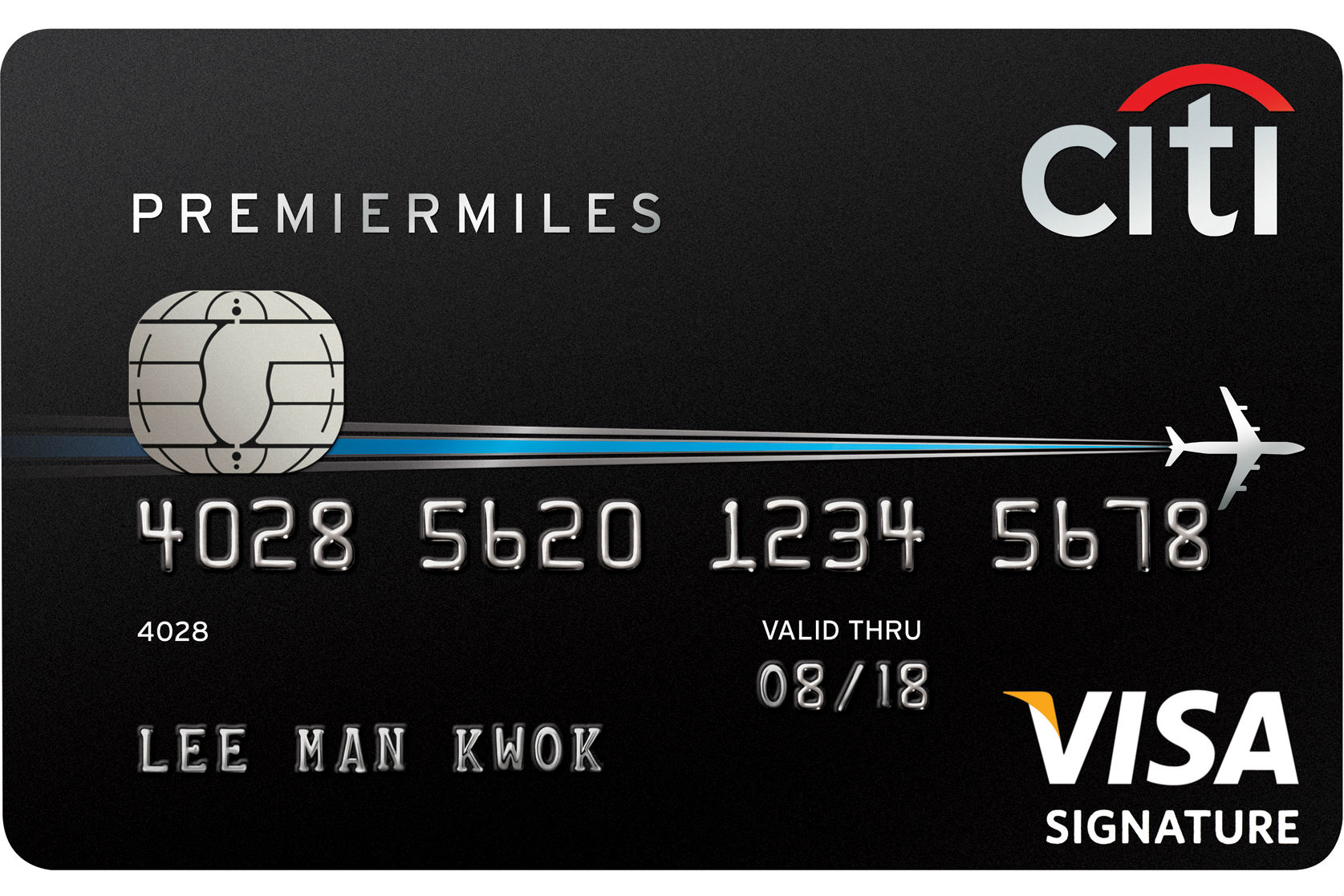 Кредитная карта «Citi PremierMiles»