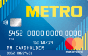 Кредитная карта «METRO»