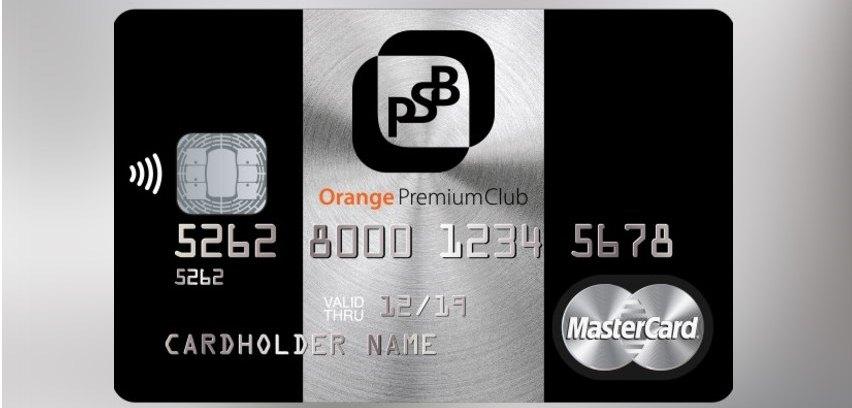 Кредитная карта «Orange Premium Club»