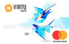 Дебетовая подарочная карта VirtuCard