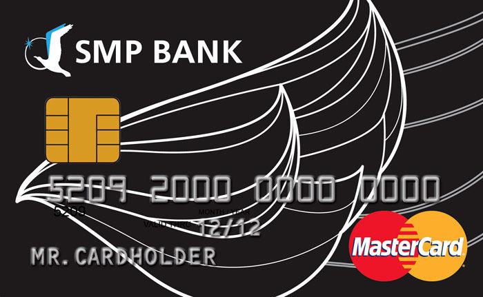 Кредитная карта Стандарт Visa Classic