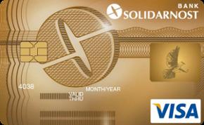 Кредитная карта «Золотая»
