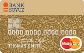 Кредитная карта «Новые возможности» Gold